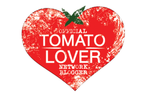 Tomato Lover Blogger Badge